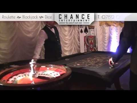 Video Roulette table hire essex