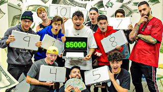 FaZe Clan - Deal or No Deal $5,000 Challenge