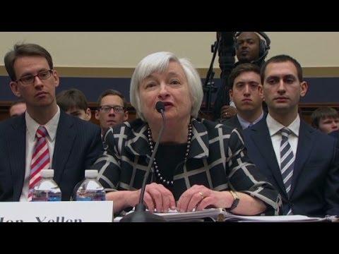 Yellen: 'I am a sensible central banker'