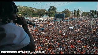 This Is How Diamond Was Welcomed In KIGOMA! 🔥 🔥 🔥