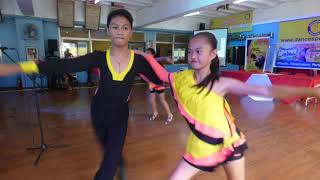 GLOBAL VIDEO: DANCESPORT SA SUGBO. PRESSCON, ABELLANA, CEBU, PHILIPPINES