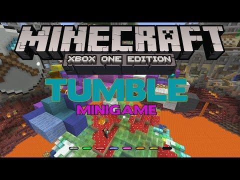 I WAS HACKING?! - Minecraft (Xbox One) - Tumble Minigame