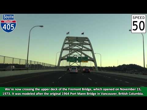 2K16 (EP 17) Downtown Portland, Oregon Freeway Tour at Dusk (Featuring Aaron Rift)