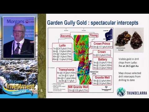 20170621 Gold Coast Investment Showcase Thundelarra