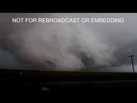 April 14, 2017 Dimmitt, TX Wedge Tornado!