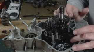 am6 gearbox assembly step by step