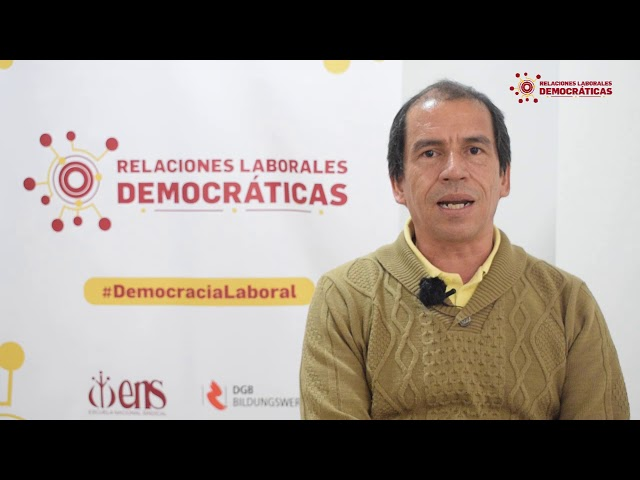 Carlos Julio Castellanos - Sintrenal Cundinamarca
