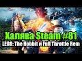 Халява Steam 81 13 12 18 LEGO The Hobbit и Full Throttle Rem навсегда и др mp3