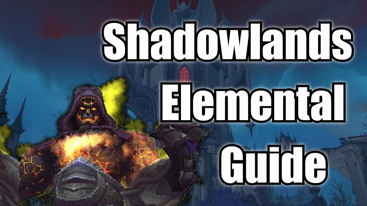 Elemental Shaman In Mythic Dungeons Basics Guide Talents Stats Legendaries Gear Sets Youtube