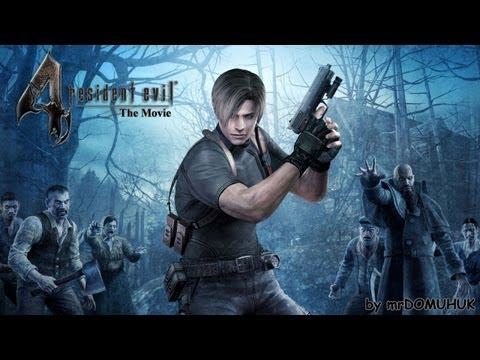 Resident Evil 4 HD - The Movie (русские субтитры)