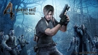 Resident Evil 4 HD - The Movie (русские субтитры)