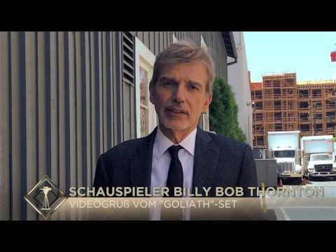 Billy Bob Thornton grüßt seine Fans