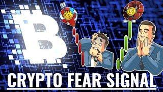 Crypto Fear Signaling a Bitcoin Buy