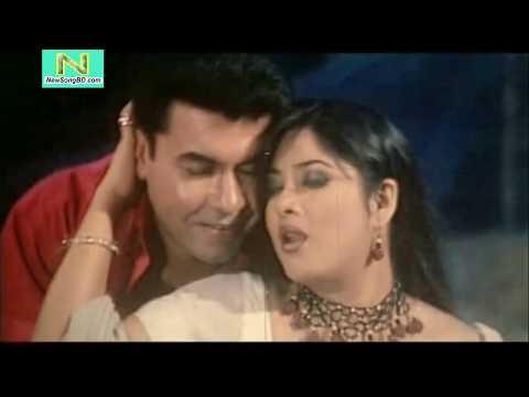 Jindda Dafun Bangla Movi Song || Ft Manna by Mousomi || HD 1080p