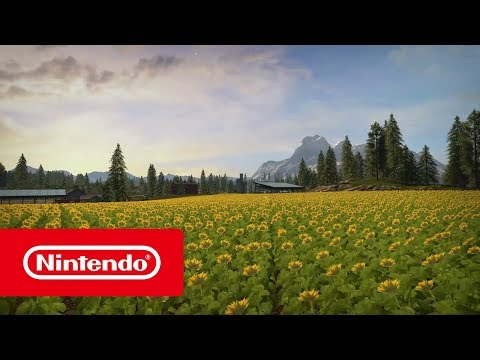 Farming Simulator: Nintendo Switch Edition – Announcement trailer