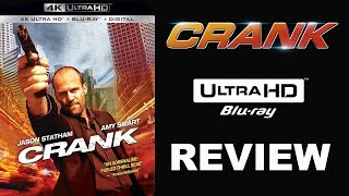 CRANK 4K Blu-ray Review