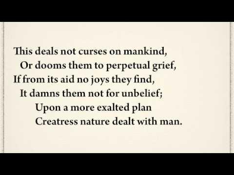 "Philip Freneau, ""On the Religion of Nature"" (1795)"