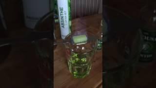 Absinth Zubereitung - verboten, aber nicht strafbar