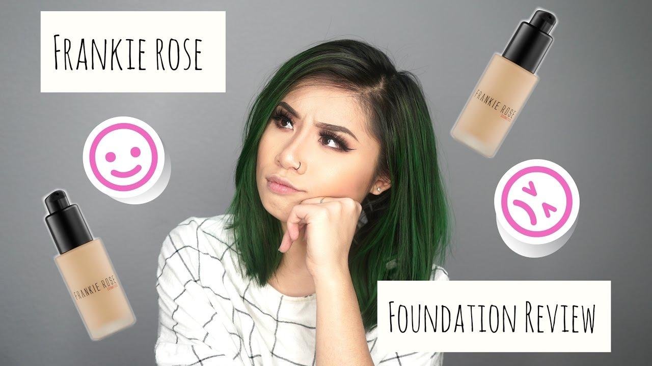 frankie rose foundation where to buy