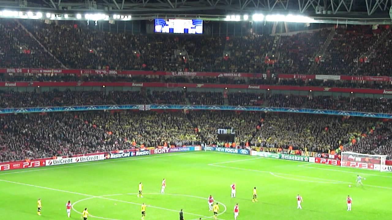 Arsenal FC - BV Borussia Dortmund 09  #9
