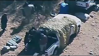 البنتاغون ينشر مقطع فيديو لاستهداف داعش في ليبيا