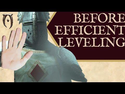 Oblivion :: 8 Tips & Tricks For Efficient Leveling (Elder Scrolls 4)