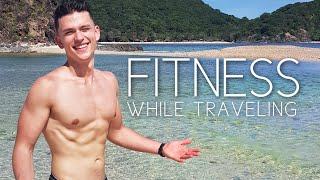 Philippines Secret Routine - Workout&Diet while traveling