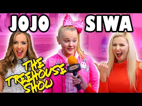 The Treehouse Show : JoJo Siwa Movie Premiere & Brian Hull? Totally TV