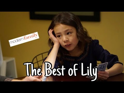 The Best of Lily From Modern Family (young edition)