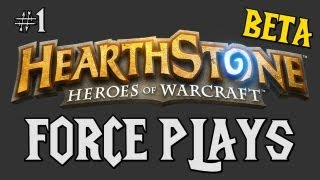 Hearthstone: Heroes of Warcraft (#1 Learning the Ropes)