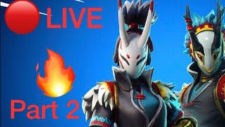 NEW Nara and Taro Skins (Part 2) | Fortnite Battle Royale | [LIVE]