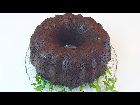 Betty's Double Chocolate Bundt Cake