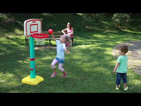 Grow'n Up: Fisher-Price® Jump N Dunk Basketball