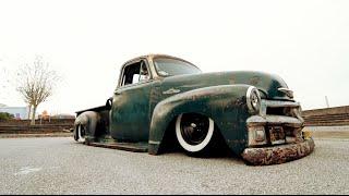 El Gringo Sucio: Billy Toledo's 1955 Chevy 3100 5-Window