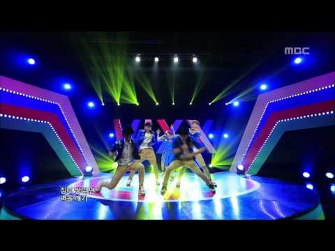 VIXX - Rock Ur Body, 빅스 - 락 유어 바디, Music Core 20120901