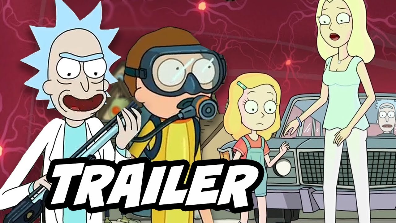 rick and morty season 3 episode 7 stream