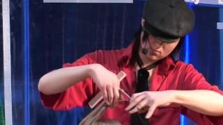 Hair Show: Коммерческие стрижки. Причёстки для длинных волос