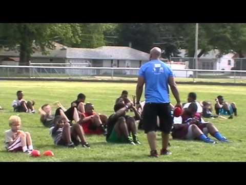 Tyjuan Hagler Football Camp