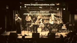 Trio JOURNAL INTIME - Lips on fire, a tribute to Jimi Hendrix - 1983... (live)