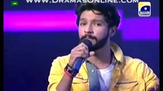 Moheeb Mirza & Bushra Ansari Dancing on Kashif Ali Song in Pakistan Idol