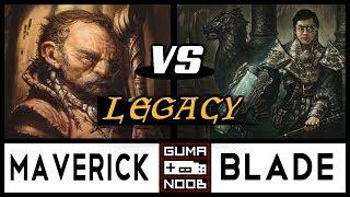 Legacy - DARK MAVERICK vs UW STONEBLADE (CLC/E15 - Final)