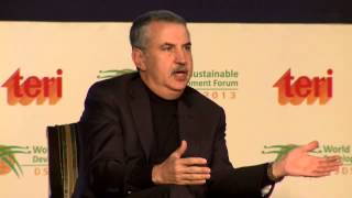 Thomas Friedman: Bring sustainable values back to the market and Mother Nature - DSDS 2013