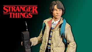 McFarlane Toys: Stranger Things: Mike Wheeler 7-Inch Action Figure Review