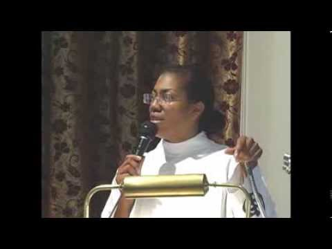 """Rev. Sheila M. Beckford Title """"There Is A Balm In Gilead"""""""