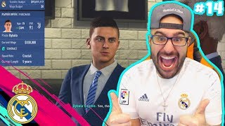OMG $300,000,000 SIGNINGS! FIFA 19 Real Madrid Career Mode #14