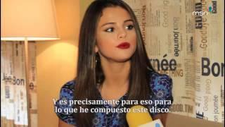 Msn espanha entrevista de selena gomez / spain interviews