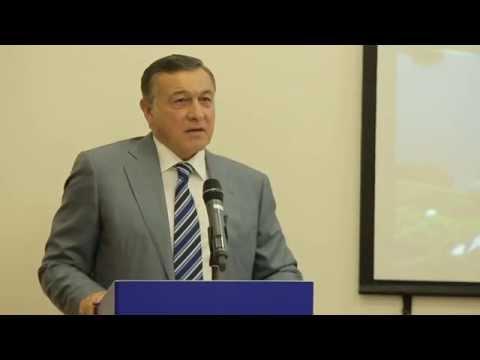 Выступление президента Crocus Group Араса Агаларова в НИУ ВШЭ, 25 мая 2015 г.