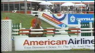 SHOWJUMPING: Witch Broome Wizard -- It Takes a Great Athlete