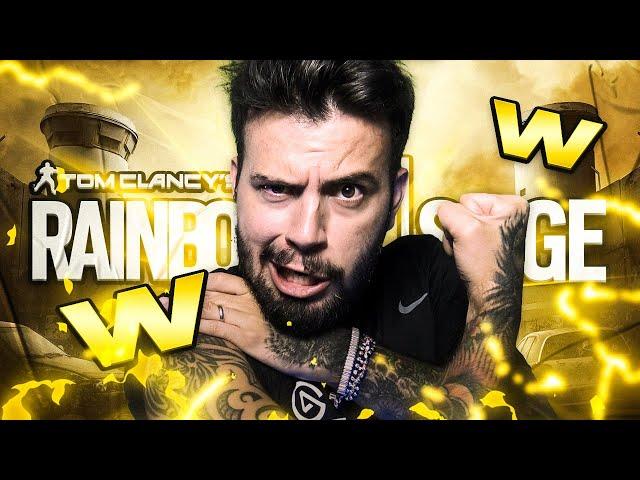 PS5 - LA RIMONTA CONTRO GLI ITAS STREAM SNIPER! | Tom Clancy's: Rainbow Six Siege