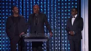 Download Samuel L. Jackson, Denzel Washington and Wesley Snipes honor Spike Lee at the 2015 Governors Awards Mp3 and Videos